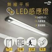 WEIBO 無線磁吸式 LED感應燈 54顆LED [富廉網]