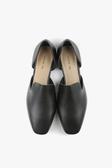 ALL BLACK  平底鞋黑色