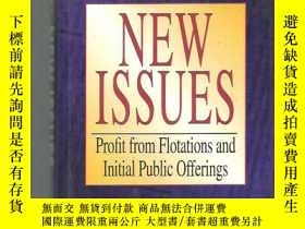 二手書博民逛書店The罕見Investor s Guide To New Issues: How to Profit from I