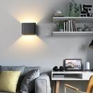壁燈led戶外壁燈 床頭燈臥室客廳室外過...