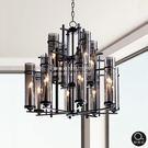 吊燈★LOFT工業風 燭光復古燭台 12燈✦燈具燈飾專業首選✦歐曼尼✦