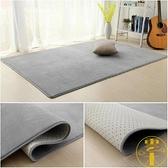 100*160cm 地毯臥室床邊毯地毯榻榻米地墊【雲木雜貨】