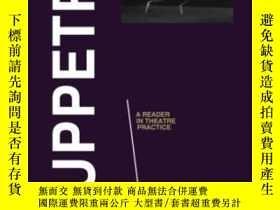 二手書博民逛書店Puppetry:罕見A Reader In Theatre Practice (readers In Theat
