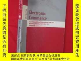 二手書博民逛書店Electronic罕見Commerce: Second Int