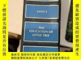 二手書博民逛書店JAWS罕見2 大白鯊2 英文原版Y233598