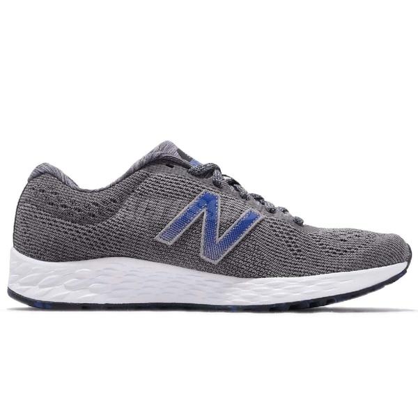 New Balance 慢跑鞋 MARISSM1 D 灰 藍 ARISHI 緩震跑鞋 運動鞋 男鞋【ACS】 MARISSM1D