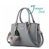 斜背包 荔枝斜紋歐美風範斜背包2-Joanna Shop