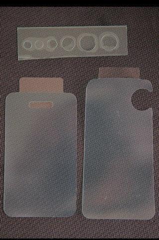 手機螢幕保護貼 SonyEricsson T707(主/副螢幕) 亮面