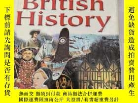 二手書博民逛書店Children s罕見encyclopedia of British history兒童英國歷史百科全書[精裝