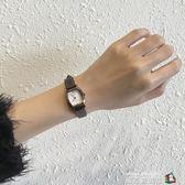 女裝女式手錶防水時尚款女2018新款ins復古風女生潮流簡約森女系 魔方數碼館