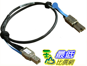 [106大陸直購] 原裝External High Density HD SFF-8644 to Mini SAS SFF-8088 (_KK03)