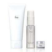 IPSA 購泥狀角質按摩霜 贈美膚保濕噴霧30ml+美膚微整精華凝凍4.5g