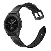 Watch華米1/2代華為Watch GT手錶錶帶頭層真皮錶帶
