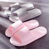 夏季拖鞋女居家用室內防滑情侶厚底塑膠夏天家居涼拖鞋男洗澡浴室