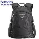 後背包 sumdex 15.4吋 筆電包 電腦包 附雨衣套 PON-368