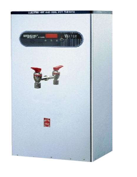 豪星牌HS-10L電開水機.電熱水機.飲水機.熱水機.餐飲熱水機10公升,16640元