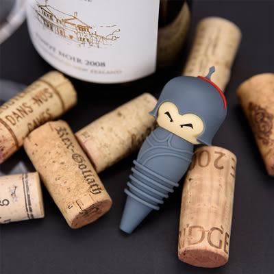 【收藏天地】文創禮品*官帽系列酒瓶塞-將軍 /創意小物 紅酒 歷史 安全矽膠 送禮