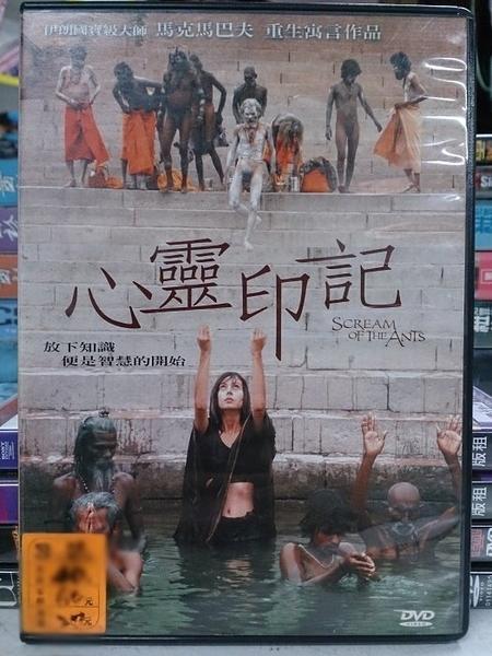 挖寶二手片-Y118-111-正版DVD-電影【心靈印記/Scream of The Ants】-影展片(直購價)