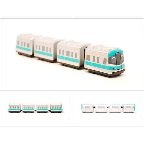 鐵支路全新品─高雄捷運迴力列車