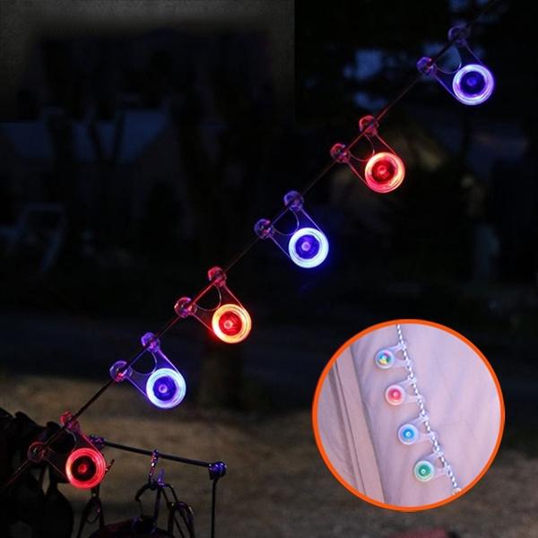 泰博思 營繩燈 青蛙燈 自行車掛燈 露營燈 掛燈 自行車燈 警示燈 車尾燈【H043】