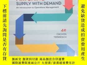 全新書博民逛書店MatchingSupply With Demand:An in