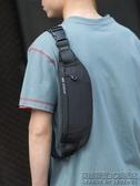 男士腰包潮牌休閑單肩斜挎包多功能小型輕便胸包運動跑步手機包 英雄聯盟