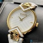 VERSUS VERSACE凡賽斯女錶36mm白色錶面白錶帶