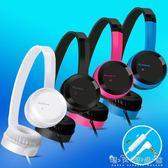 kanen/卡能 IP-350小巧女生有線耳麥頭戴式OPPO手機通用音樂耳機 晴天時尚館