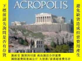 二手書博民逛書店Architecture罕見And Meaning On The Athenian AcropolisY255
