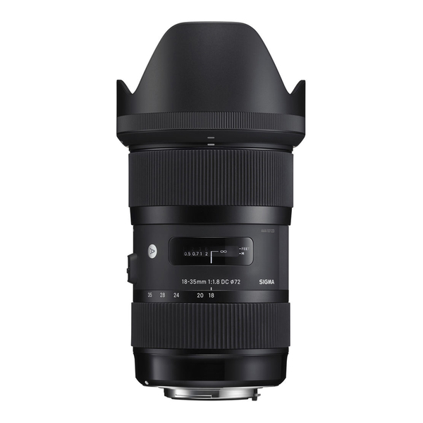 3C LiFe SIGMA 18-35mm F1.8 DC HSM Art APS-C專用變焦鏡 三年保固 恆伸公司貨