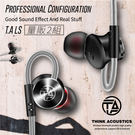 量販X2|官方授權正品-- T.A-LS 人體工學設計配戴 ,高清晰重低音耳機 絕佳音質 現貨 磁吸式