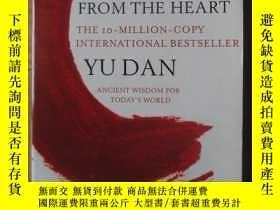 二手書博民逛書店Confucius罕見from the Heart(孔子從心臟)