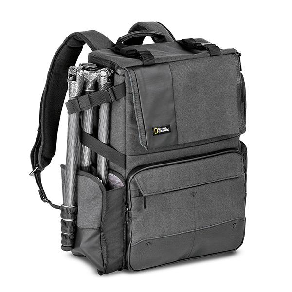 【】國家地理 NG W5072 National Geographic 都會潮流系列 中型雙肩後背包 【公司貨】