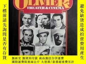 二手書博民逛書店LAURENCE罕見OLIVIER Theater and Ci