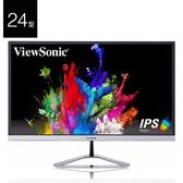 ViewSonic 優派 VX2476-smhd 24型 Full HD AH-IPS 螢幕 液晶顯示器