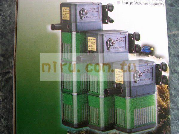 【西高地水族坊】台灣製CAP 沉水馬達過濾器(1800L)