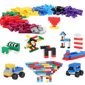 LEGO樂高組裝積木玩具1700顆粒DIY益智兼容樂高拼裝積木小兒童玩具xw【優兒寶貝】