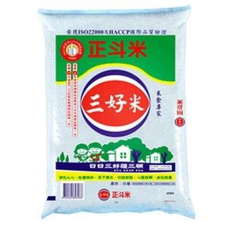 三好米 正斗米 6.9kg【康鄰超市】
