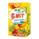 波蜜多果汁250ml*6入【愛買】