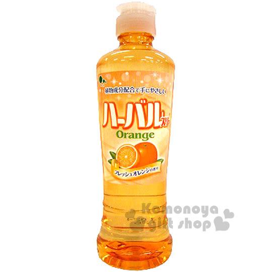 〔小禮堂〕MITSUEI 日製橘子去油汙洗碗精 《橘.橘子》容量270ml 4978951-04032