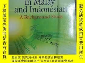 二手書博民逛書店Chinese罕見Loan~Words in Malay and IndonesianY306054 Russ