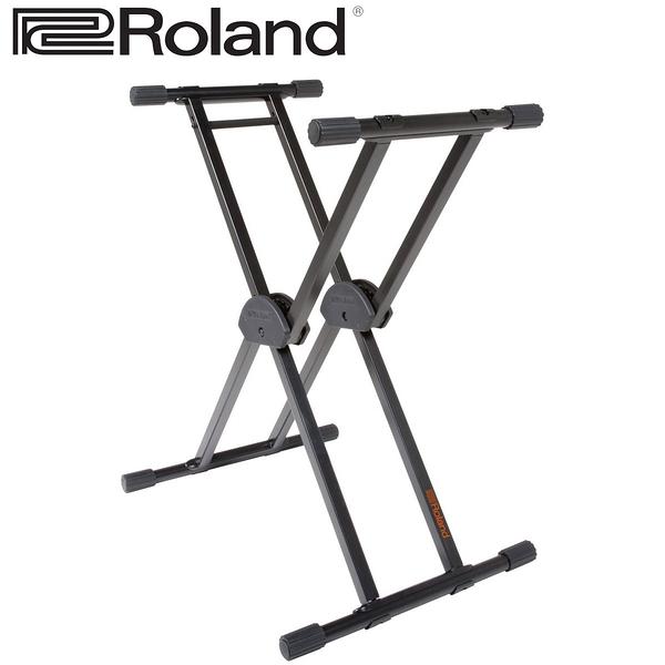 小叮噹的店-ROLAND KS-20X 電子琴架 雙管X型 Keyboard Stand鍵盤架