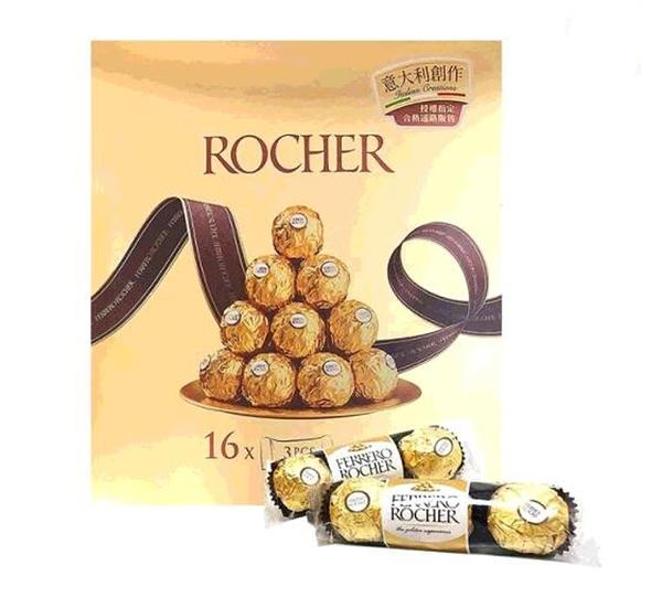 [COSCO代購] W14384 金莎巧克力 600公克 (48顆) 2入