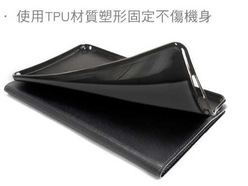 華碩 ASUS  ZenFone 3 Deluxe Z016D ZS570KL 5.7吋 雙色側掀皮套 保護套 手機套 手機殼 手機皮套