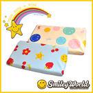 Smiley World 恆溫水冷凝膠兒童平枕