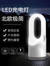 超亮LED家用停電備用應急燈多功能手電筒戶外照明露營帳篷可充電 『新佰數位屋』