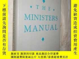 二手書博民逛書店The罕見Ministers Manual 1998 by Ja