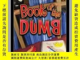 二手書博民逛書店Uncle罕見John s Presents Book of the DumbY410016 John Sca