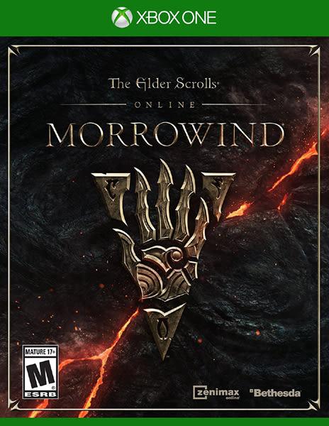 X1 The Elder Scrolls Online: Morrowind 上古卷軸 Online:晨風(美版代購)