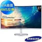 SAMSUNG C27F591FDE 27型 VA曲面螢幕 內附HDMI線 曲面液晶螢幕
